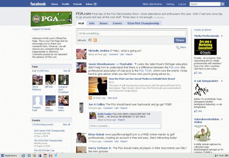 PgaFacebook