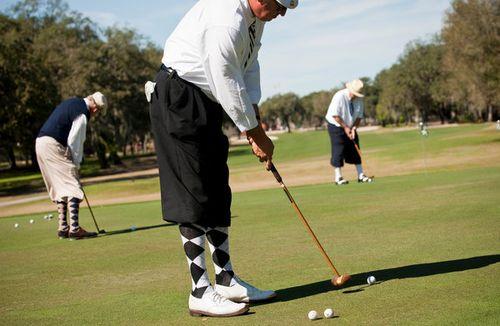 US Professional Hickory Golf Championship