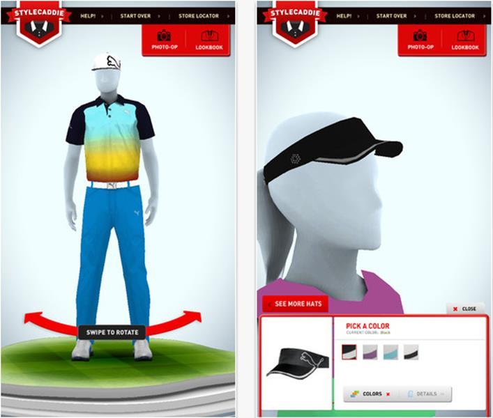Puma Golf stylecaddie 1