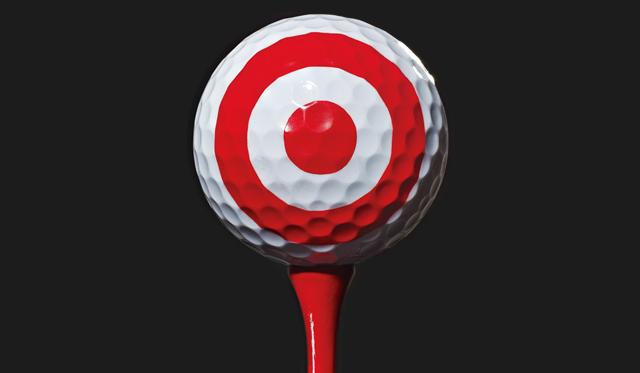 Golf ball war
