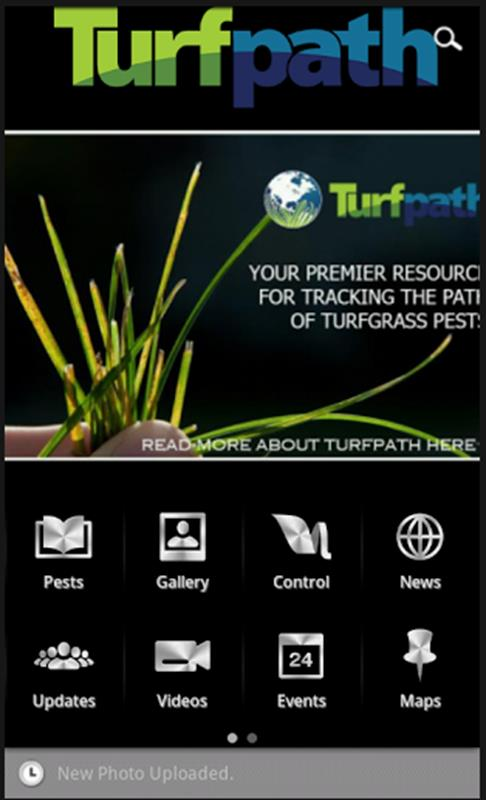 Turfpath mobile application on Android