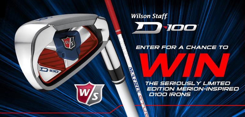 Wilson Staff limited edition US Open Championship 2013