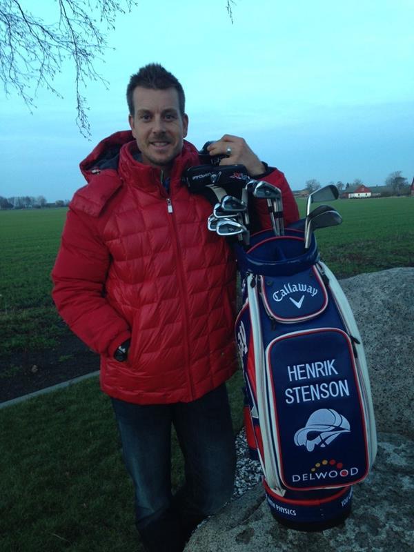 Henrik Stenson Callaway Golf