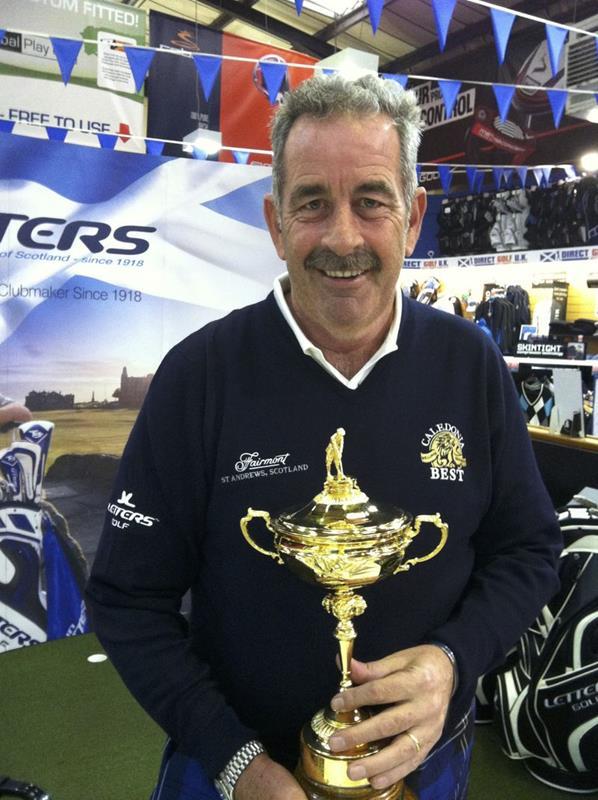 Sam Torrance Ryder Cup