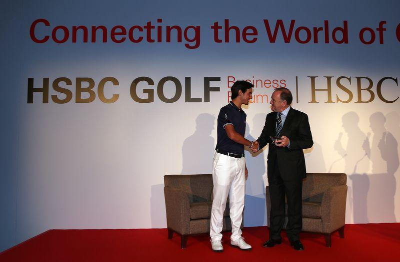 Peter Dawson_HSBC_Golf