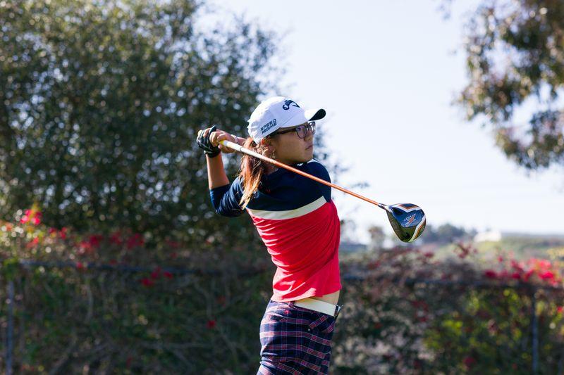 Callaway Golf Lydia Ko
