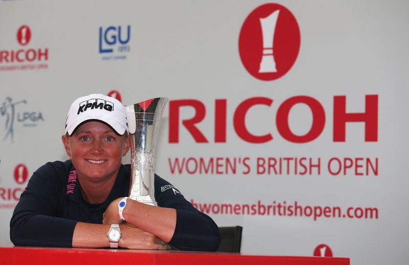 Stacy Lewis Winner
