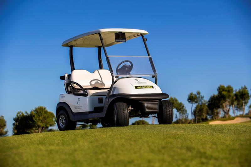club car s precedent i3 vehicles in las colinas golf club golf business monitor. Black Bedroom Furniture Sets. Home Design Ideas