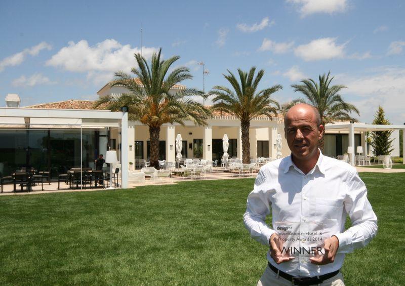 Antonio Montoro, Vice President, Las Colinas Golf & Country Club