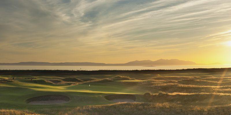 New Ayrshire & Arran Golf Group