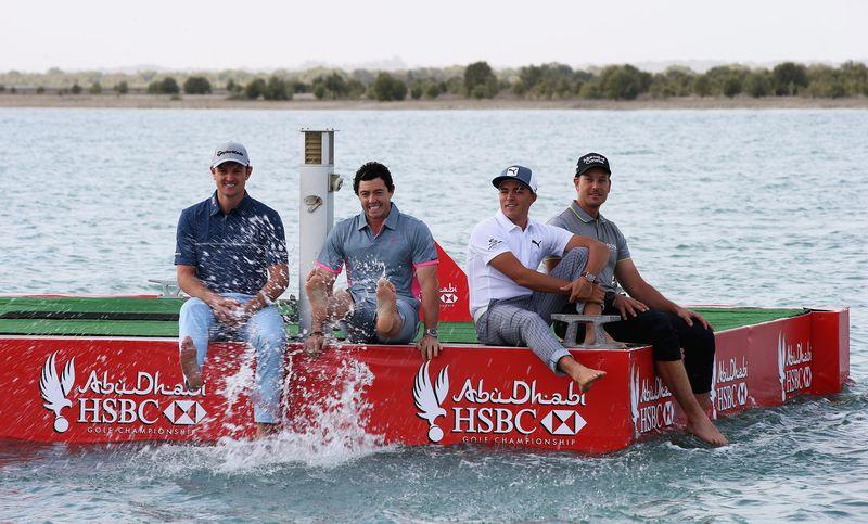 Abu Dhabi HSBC Golf Championship_Rory McIlroy