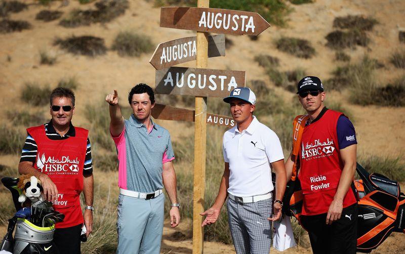 Abu Dhabi HSBC Golf Championship_Rory McIlroy_2