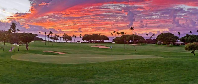 Kaanapali Golf Courses
