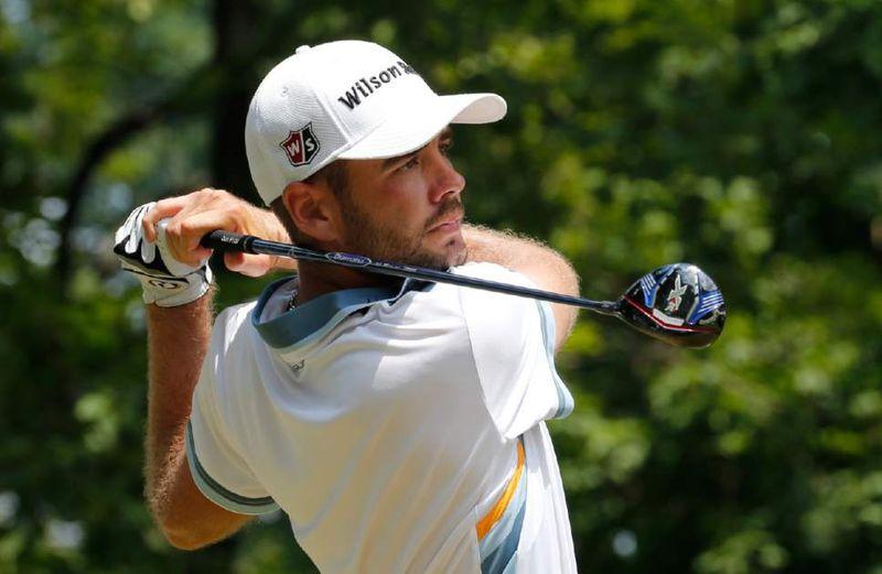 Troy Merritt Wilson Golf