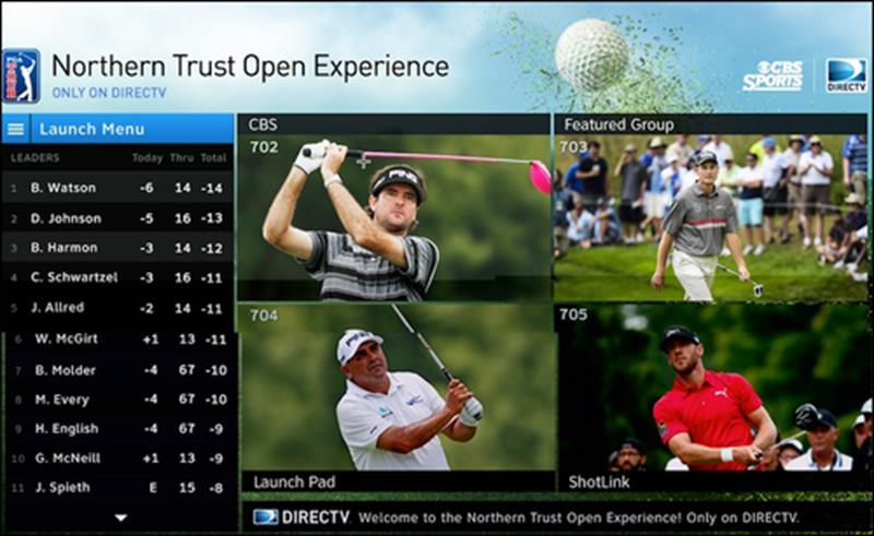 PGA Tour & DIRECTV