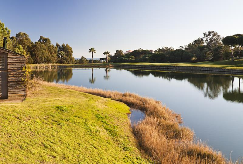 Lago Hoyo at Islantilla Golf Resort - Huelva