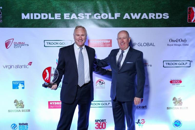 Club Car - Middle East Golf Awards