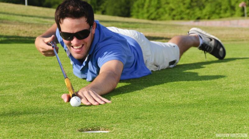 Millennials golfers