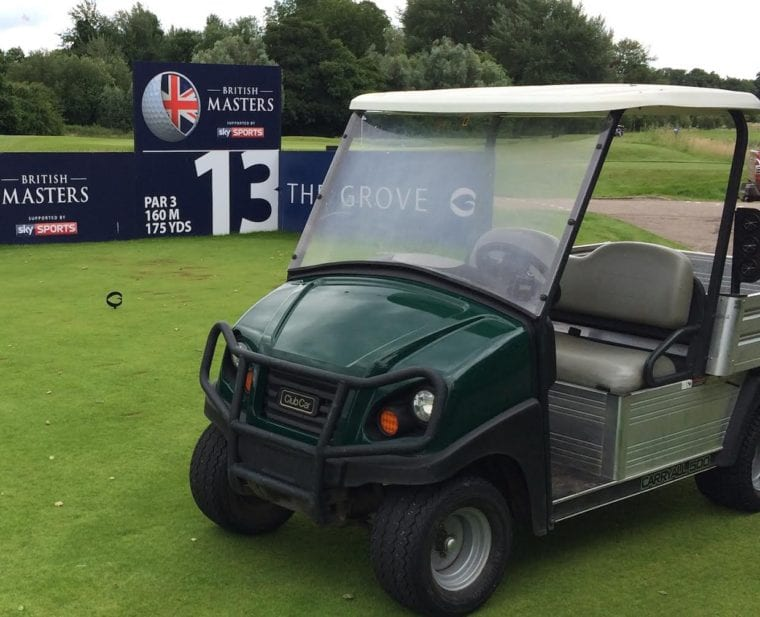 Club Car_The Grove