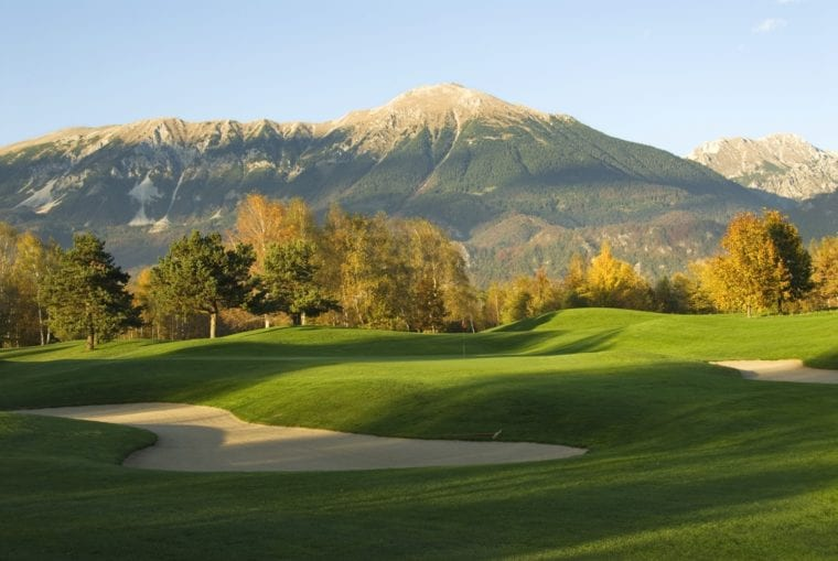 Bled Golf Course 3