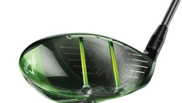 Great Bertha Driver tech concept