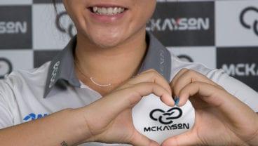 Lydia Ko selects Mckayson