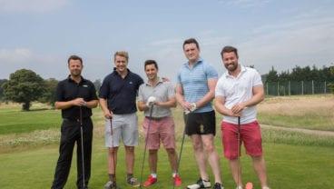 Millennials on golf courses