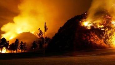 Insurance Golf-course-fire
