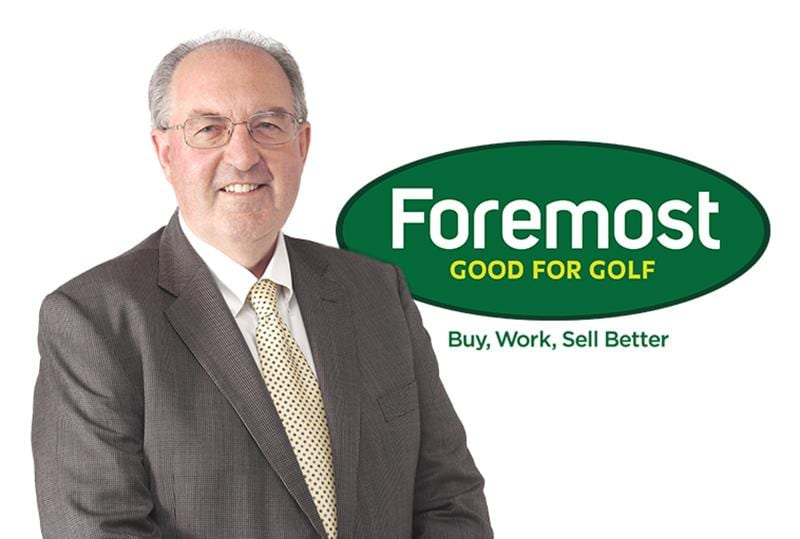 Foremost CEO Paul Hedges