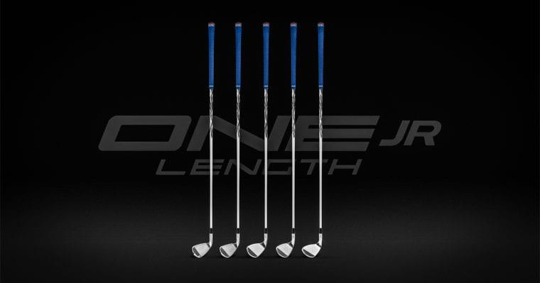 Cobra Puma Golf KingF7-OneLength_Junior-OneLength-Lineupwtext