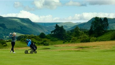 Scotland golf life