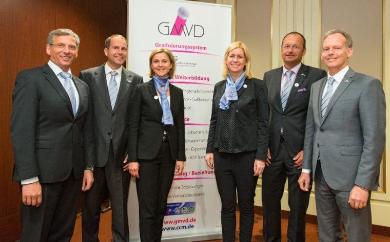 GMVD Vorstand mit GF_Foto Martin Joppen