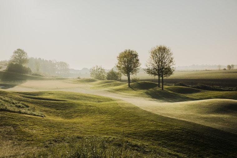 Parisian golf course - Golf National - Albatross golf course