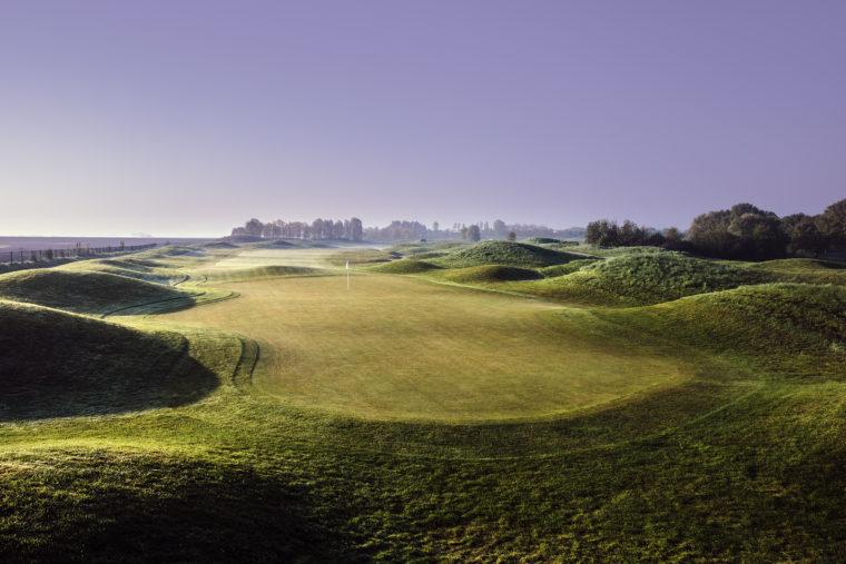 Parisian golf course, Le Golf National