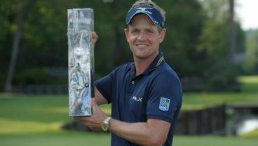 Rolex Series DP World Tour Championship 2016BMW PGA Championship 2012