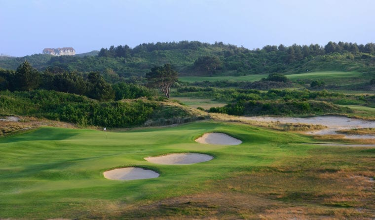 1. Le Touquet Golf Resort - La Mer_Hole 16_wide