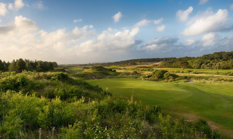 2. Le Touquet Golf Resort - La Mer_Hole 12