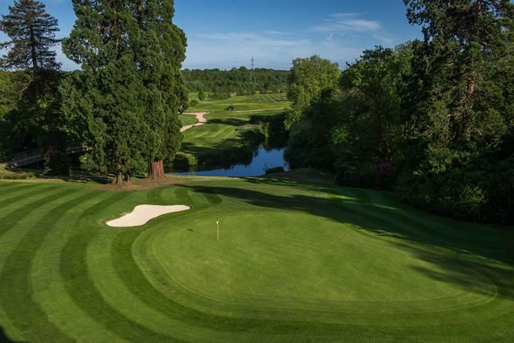 Burhill Golf GEO Certified golf courses
