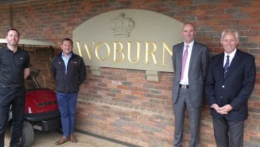 Club Car customer service - Woburn Golf Club