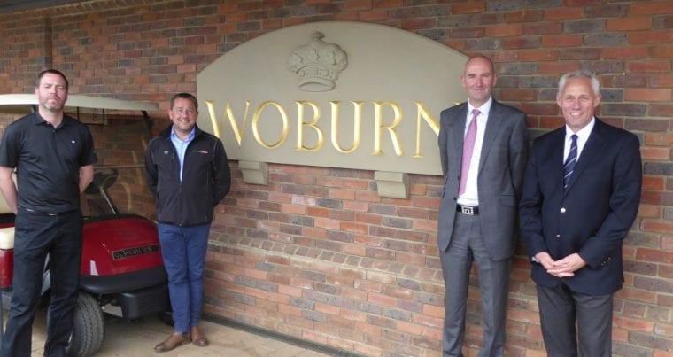 Club Car customer service - Woburn Golf Club