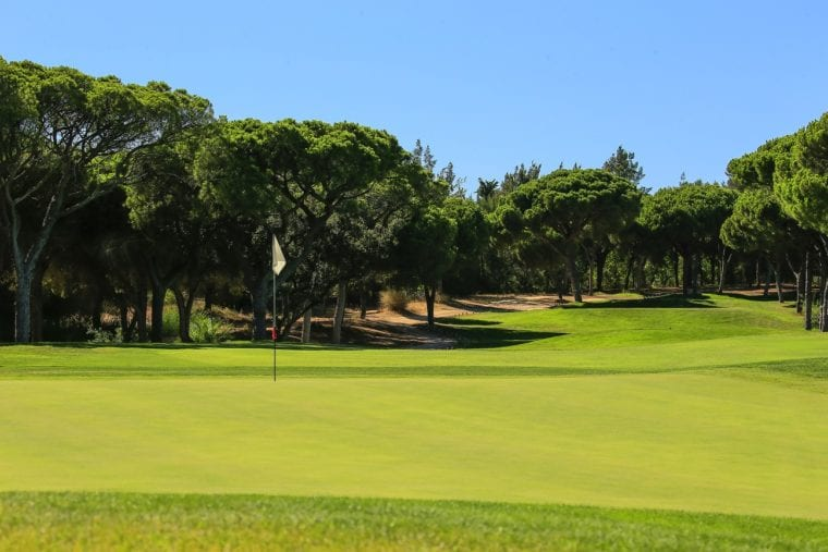 Dom Pedro Golf Millennium Golf Course 3rd hole