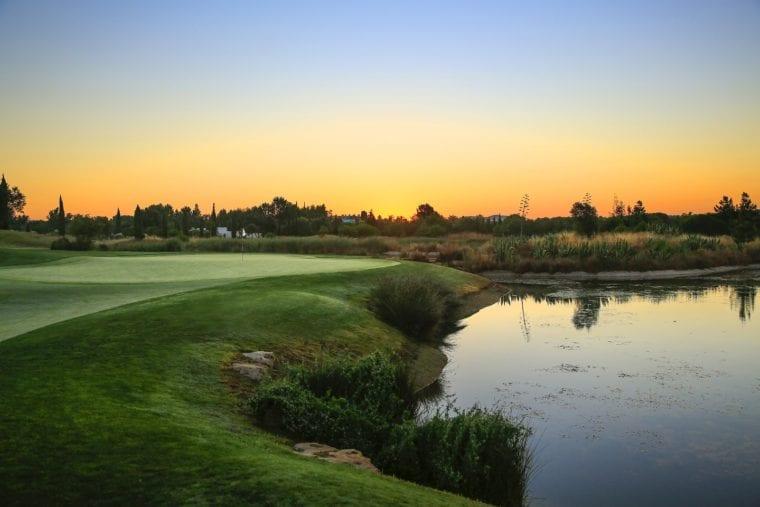 Dom Pedro Golf Victoria Golf Course 17th hole