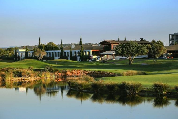 Dom Pedro Golf Victoria Golf Course 18th hole
