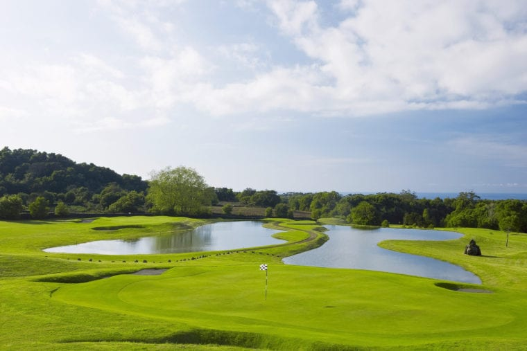 Iberian online tee time sales background