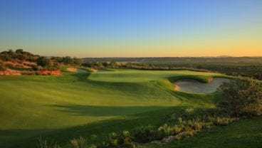 The Championship Faldo Course at Amendoeira Golf Resort