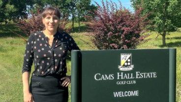 Heather Tubb: diverse golf club workforce