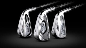 Titleist 718 iron family