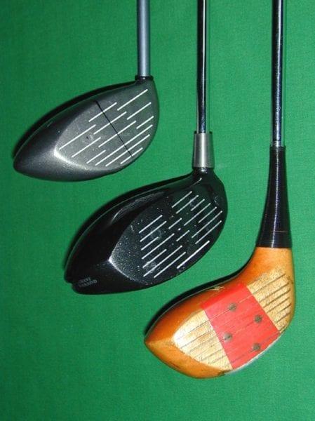 Various_golfwoods