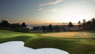 Bom Sucesso golf tourism outside Algarve