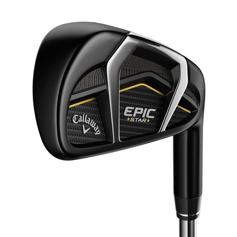 Callaway Golf Great Big Bertha Epic Star iron